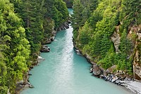 New Zealand, South Island, Shotover River near Queenstown
