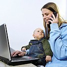 telework and childcare