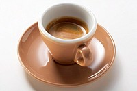 A cup of espresso