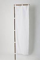 White nobori