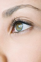 Close-up of Woman´s Eye