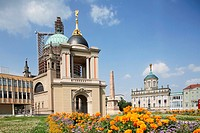 Germany, Potsdam, historical buidings