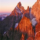 Aiguille Noire de Peuterey, Savoyer Alps, Italy I