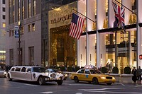 Fifth Avenue, Manhattan, New York City, USA