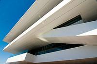 Veles e Vents building. America´s Cup. Valencia. Spain.