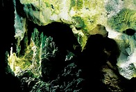 Domenican Republic, Los Haitises parque, a natural cave