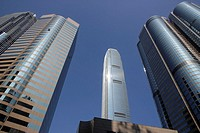 2IFC Tower & Exchange Square, Hong Kong