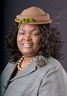 Celebrating church hats and the women who wear them at Christ Pilgrim Rest MB Church in St. Louis