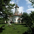 geography / travel, Romania, Campulung Moldovenesc, churches, church in moldavian style, exterior view, historic, historical, Europe, Bukovina, religi...