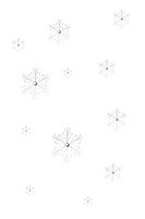 Christmas snowflakes