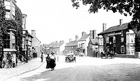 Much Wenlock, Gaskell Arms 1911