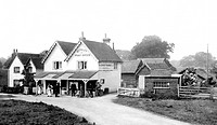 Ockley, Post Office 1914
