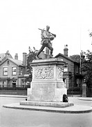 Cambridge, Hills Road War Memorial 1923