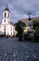 Main Square, Szentendre, Hungary