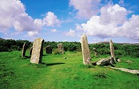 Stone Cirle, Castletownbere, Co Cork, Ireland