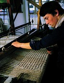 Traditional Crafts, Weaving, Co Donegal