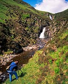 People at Work, Landscape Photographer, Moffat Scotland