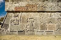 Xochicalco. Morelos, Mexico