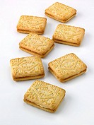 Biscuit, custard cream