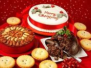 British Christmas Desserts