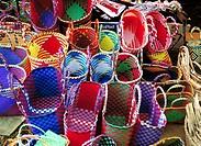 Market stall  Mauritius