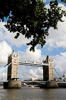 Tower Bridge, London. England, UK