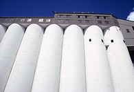 Agriculture - Grain Elevators / Iowa, USA