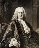 Richard Mead 1673 to 1754  English physician