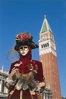 Italy - Veneto Region - Venice - Carnival
