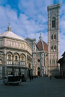 Italy - Tuscany Region - Florence - Saint Mary of Flower Cathedral