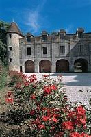 France - Aquitaine - La Marthonie Castle