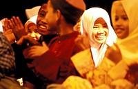 Kuala Lumpur, moslem girls