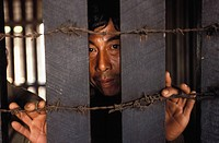 Prisoner in Burmese jail