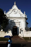 Galle Fort, the Dutch Reformed Church