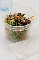Take-away salads