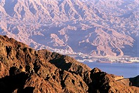 Israel, Eilat, Red Sea and Negev desert
