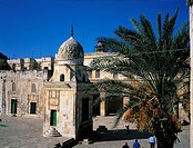 Israel, Jerusalem, Temple Mount