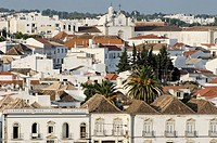 The  town of Tavira lies along both sides of the river Gilao, being linked by a bridge of roman origin. Tavira is filled with historic churches (21 in...