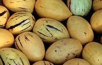 Melon, Pear, Solanum, muricatum,