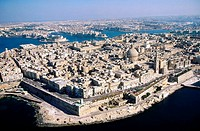 Malta. Valletta. St. Paul´s anglican cathedral.
