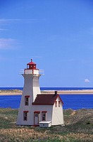 Tryon Lighthouse, Cavendish Beach, Prince Edward Island, Canada