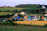 French River, Prince Edward Island, Canada