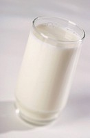 Full Glass of Milk