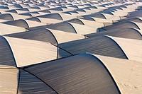 Greenhouses. Almonte. Huelva. Andalusia, Spain.