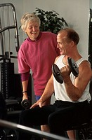 Elderly Workout