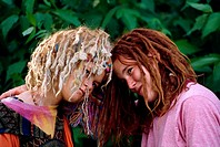 Kids with Dreadlocks