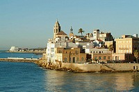 Sitges. Barcelona province, Spain