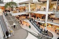 Eaton Center, Toronto, Ontario