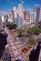 Santa Efigênia viaduct, São Paulo, Brazil
