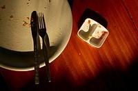 Empty Plates, Thailand